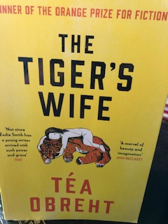 Tiger'sWife